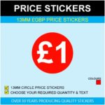 Price Stickers